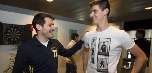 Thibaut Courtois, ¿el mejor portero 'post-Casillas'?. Foto: FOX Sports