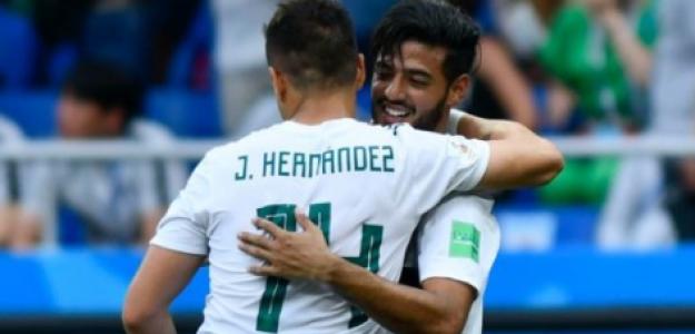 """El top-5 de los mejores jugadores de la historia de México """"Foto: Marca"""""""
