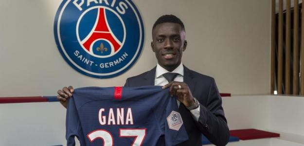 El PSG anuncia el fichaje de Idrissa Gueye / TWITTER