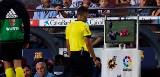 """El VAR sigue sin aportar nada distinto """"Foto: OK Diario"""""""