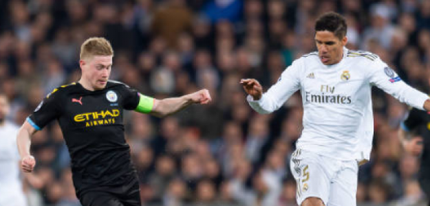 """El Real Madrid responde al City ante su interés por Varane. Foto: Getty Images"""
