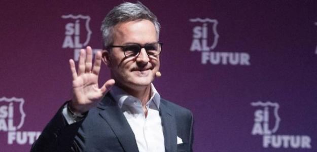 El plan del Víctor Font para devolver la grandeza al Barcelona