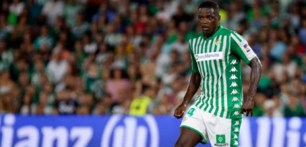"""La posición de William Carvalho en Portugal que ya aprovecha Pellegrini """"Foto: Todofichajes.com"""""""