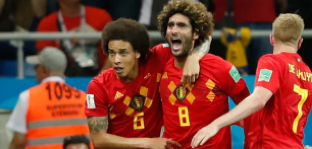 "Axel Witsel y Marouane Fellaini, cerca de regresar a Bélgica ""Foto: New York Post"""