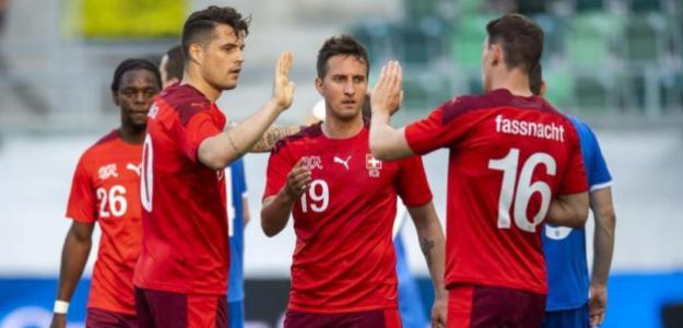 Xhaka no le cierra la puerta a la Roma. Foto: Mundo Deportivo
