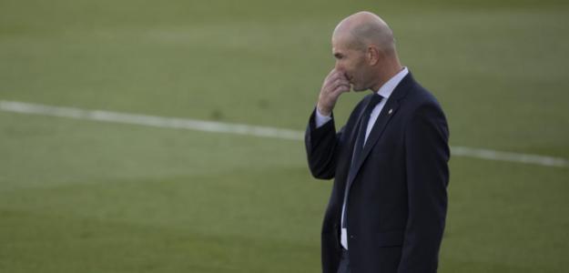 ¿Se 'ahogará' Zidane en Milán?
