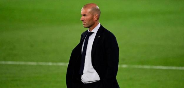 Los 3 posibles futuros destinos de Zidane si se va del Real Madrid. Foto: El Digital