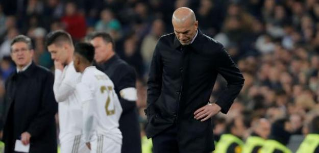 Zidane finiquita a James Rodríguez / ABC.es