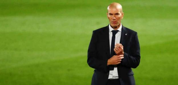 El Manchester United piensa en Zidane como reemplazo de Solskjaer. Foto: El Español