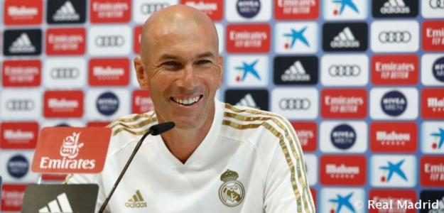 Las incongruencias del Real Madrid y Zinedine Zidane / RealMadrid.com