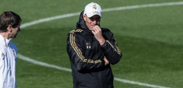 ÚLTIMA HORA del mercado de fichajes: Zidane tiene en la mira a una estrella para su ataque