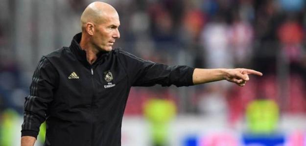 Las dudas de Zidane con el once ideal del Madrid