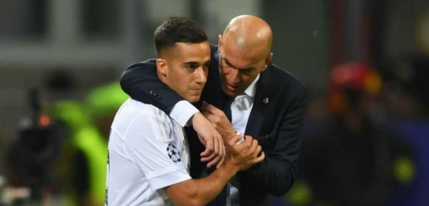 La peligrosa obsesión de Zidane con Lucas Vázquez