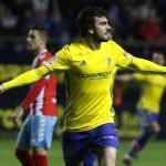 Eugeni, cuando fichó por el cuadro oscense (SD Huesca)