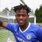 Batshuayi, en una foto de archivo (Chelsea FC)