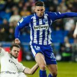 Jonathan Calleri desea quedarse en el Deportivo Alavés / Marca