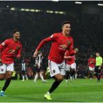 """""""Vuelve el Manchester United, vuelve el diablo a ser rojo./ Foto: MARCA"""""""
