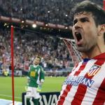 Diego Costa celebra un gol / Youtube