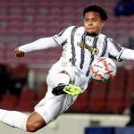 """""""McKennie convence a la Juventus./ Foto: Mundo Deportivo"""""""