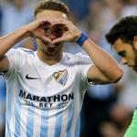 Futbolistas del Málaga CF que aún pueden 'ascender' a Primera (EFE)