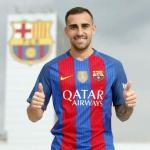 Paco Alcácer (FC Barcelona)