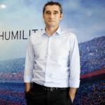 Ernesto Valverde / FC Barcelona.