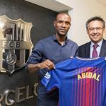 Abidal / FC Barcelona