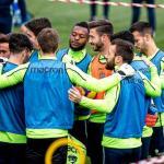 Jugadores del Levante UD / Facebook.