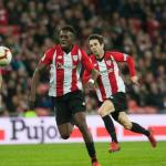 Iñaki Williams, durante el Athletic-Espanyol / Facebook.