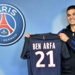 Hatem Ben Arfa / psg.fr