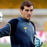 Casillas entrenando con el Porto / YouTube