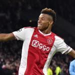 David Neres celebra un gol con el Ajax (Fox Sports)