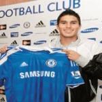 Ulises Davila, presentado con el Chelsea