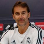 Lopetegui / Real Madrid