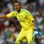 Keylor Navas / Real Madrid.