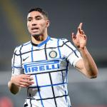 """El Inter de Milán señala al recambio de Achraf Hakimi """"Foto: Corriere della Sera"""""""