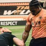 """Klopp sigue insistiendo en Adama Traoré y quiere un intercambio con hasta 4 futbolistas """"Foto: Premier League"""""""