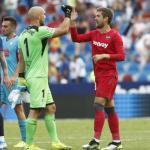 La Real Sociedad sigue pendiente de Aitor Fernández