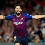 Al Barcelona le preocupa la rodilla de Suárez / FCBarcelona.es