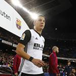 Al Valencia ya no le corre prisa vender a Rodrigo Moreno / Valenciacf.com