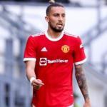 """El Manchester United rechaza dos propuestas de cesión de la Serie A por Álex Telles """"Foto: Transfermarkt"""""""