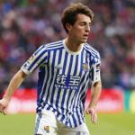 Álvaro Odriozola, en la lista de deseos del Athletic. Foto:El Desmarque