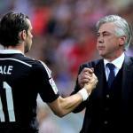 Ancelotti confía en recuperar a Bale / Foxsports.com