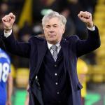 """El nuevo mediocampo de Ancelotti en el Everton ya carbura """"Foto: Daily Mail"""""""