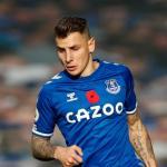Ancelotti pide al Everton retener a Digne a toda costa / Skysports.com