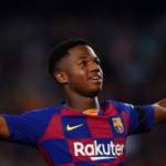 """""""Ansu Fati, el delantero que el Barça necesita. Foto: Getty Images"""""""