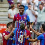 Ansu Fati ya tiene la primera oferta de renovación del Barcelona / Elmundo.es