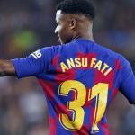 Ansu Fati, la solución a los problemas ofensivos del Barcelona   FOTO: BARCELONA