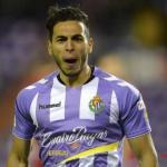 Anuar, primera baja del Valladolid / Besoccer.com