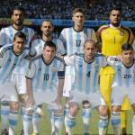 El jugador lleva años siendo una referencia de la selección argentina / AP